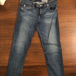 AG Jeans The Stilt style Size 31